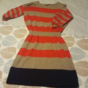 Wool blend LOFT sweater dress